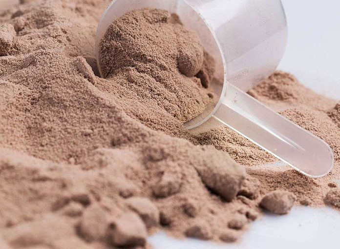 odżywka białkowa na odchudzanie