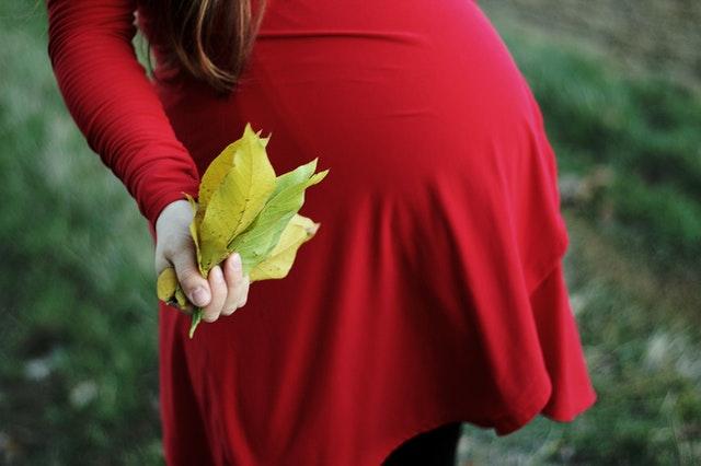 koniec ciąży