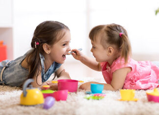 Top 6 zabaw z dziećmi